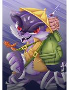 Kirkechan Presents: Anime Martial Artist Fisherman