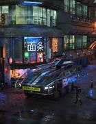 Sade Presents: Cyberpunk APC