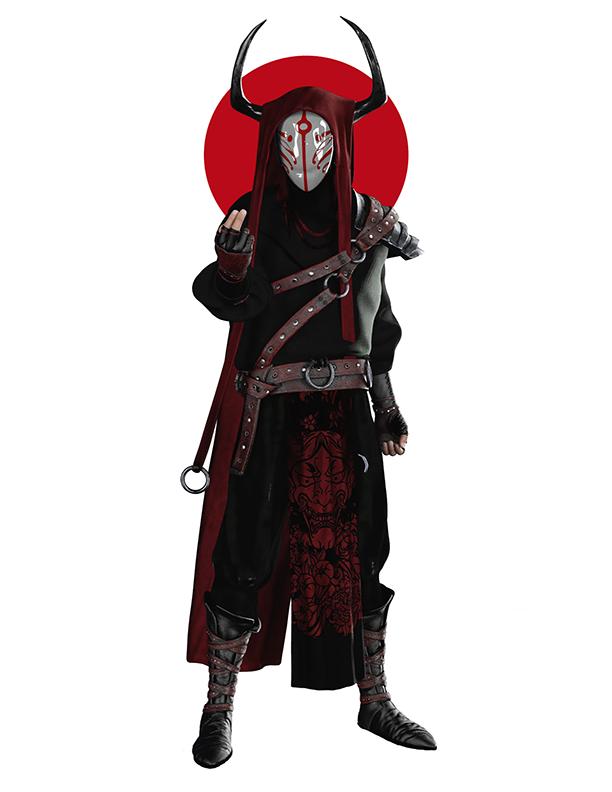 Sade Presents: Martial Arts Warlord