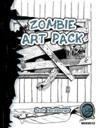Scott Harshbarger Presents: Zombie Art Pack