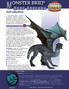 Monster Brief: More Dragons