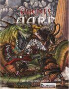Agents of A.A.R.F Adventure Module, Volume 1