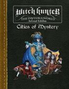 Witch Hunter 2E: Cities of Mystery