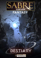 Sabre RPG 2e Bestiary