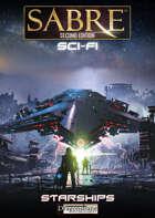 Sabre RPG 2e Starships Manual