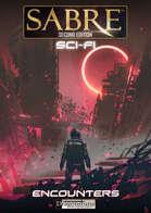 Sabre RPG 2e Scifi Encounters