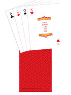 Poker Deck - TTC back - Red