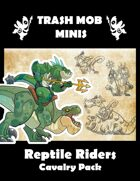 Reptile Riders: Cavalry Pack