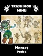 Heroes: Pack 2