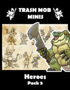 Heroes: Pack 5