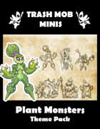 Plant Monsters: Theme Pack