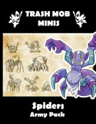 Spiders: Army Pack