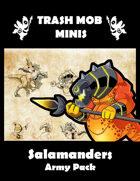 Salamanders: Army Pack