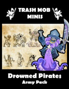 Drowned Pirates: Army Pack