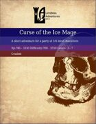 Curse of the Ice Mage