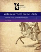 Williamena Frisk's Book of Utility