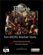 Ten MORE Market Stalls