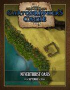 Cartographer's Cache #001: Neverthirst Oasis