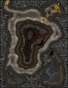 VTT Map Set - #023 Something Lurks in the Mythril Mines