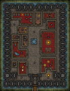VTT Map Set - #029 Blackstone Keep