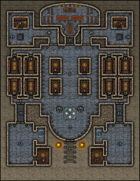 VTT Map Set - #034 The Grand Court