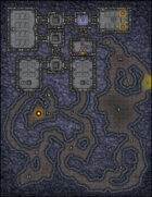 VTT Map Set - #042 Tomb Raiders Campsite