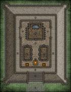 VTT Map Set - #043 The Ancient Ziggurat