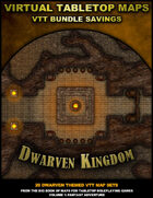 VTT Bundle: Dwarven Kingdom [BUNDLE]