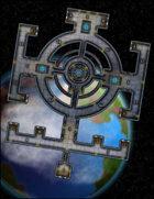 VTT Map Set - #232 Orbital Starship Dock