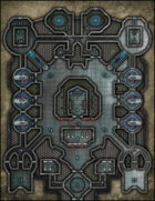 VTT Map Set - #238 Fortified Outpost: Cygnus 7