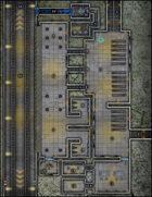 VTT Map Set - #254 Subterranean Speedrail Station
