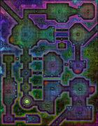 VTT Map Set - #255 Cyberealm the VR Nexus