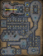 VTT Map Set - #300 Secure Weapons Testing Facility