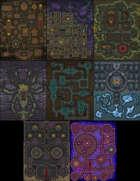 DC Fantasy Map Pack