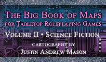 Big Book of Maps - Science Fiction