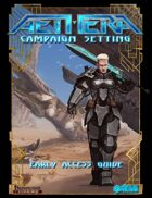 Aethera Campaign Setting: Early Access Guide (PFRPG)