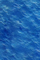 Sea surface game mat 6x4