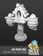 Elemental Village - Air Dwelling