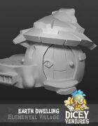 Elemental Village - Earth Dwelling