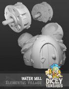 Elemental Village - Water Mill