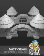 Elemental Village - Fortifications Bundle