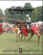 Questing Heroes Festival Grounds