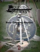 Questing Heroes Hero Training Session Vol. 1