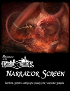 Adventures in the East Mark - Narrator Screen
