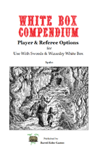White Box Compendium [Swords & Wizardry]