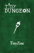 TinyZine: Issue 4