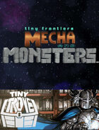 Tiny Trove Fantasy Mecha and Monsters Pack