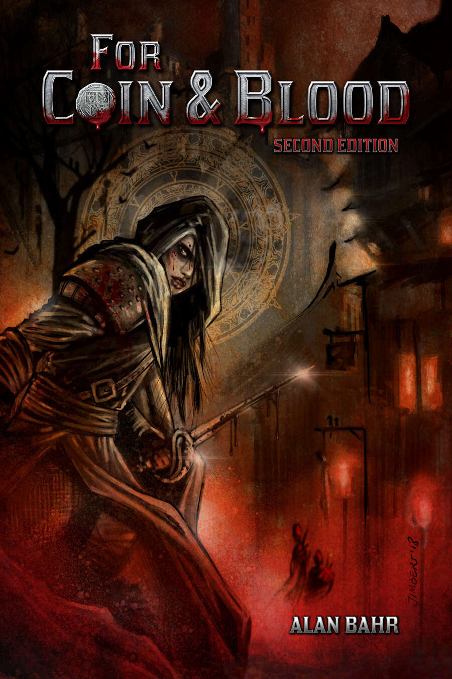 For Coin & Blood: Second Edition