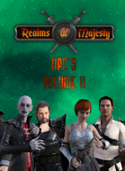 Realms Of Majesty NPC's Volume II