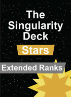 The Singularity Deck - Stars Extended Ranks